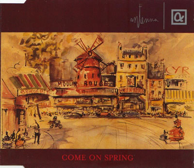 Antenna - Come On Spring