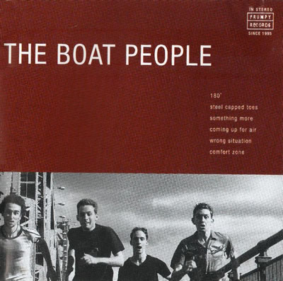 The Boat People - The Boat People