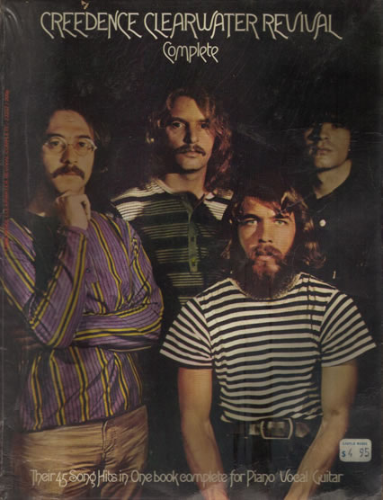 Creedence Clearwater Revival - Creedence Clearwater Revival Complete