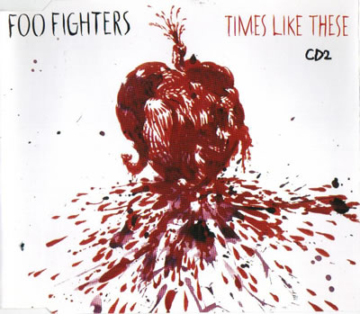 Foo Fighters - Times Like These (CD2)