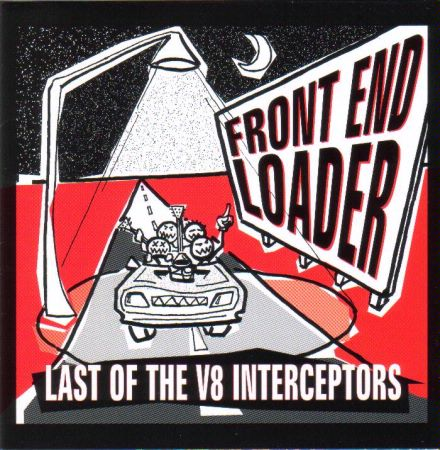 Front End Loader - Last Of The V8 Interceptors