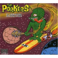 The Porkers - X-Factor