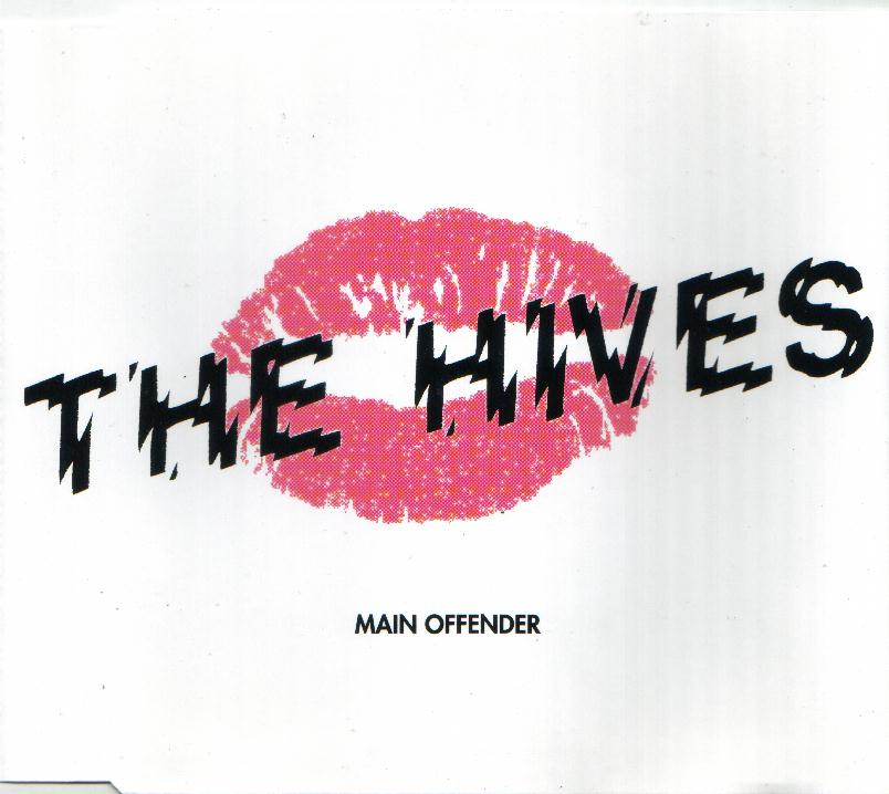 The Hives - Main Offender (Promo Copy)