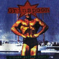 Grinspoon - Licker Bottle Cozy
