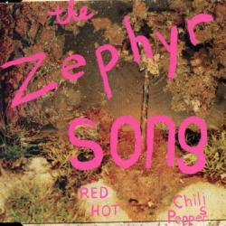 Red hot chili pepper the zephyr song