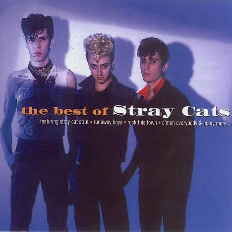 Stray Cats - The Best Of Stray Cats