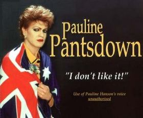 Pauline Pantsdown - I Don't Like It!