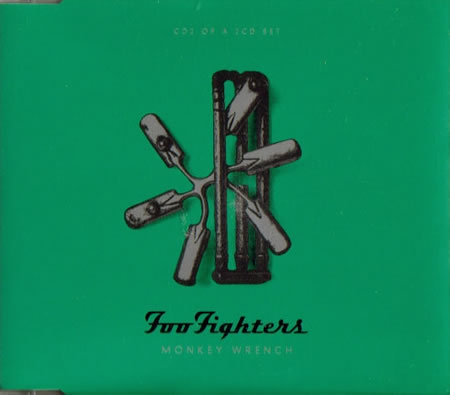 Foo Fighters - Monkey Wrench (CD2)