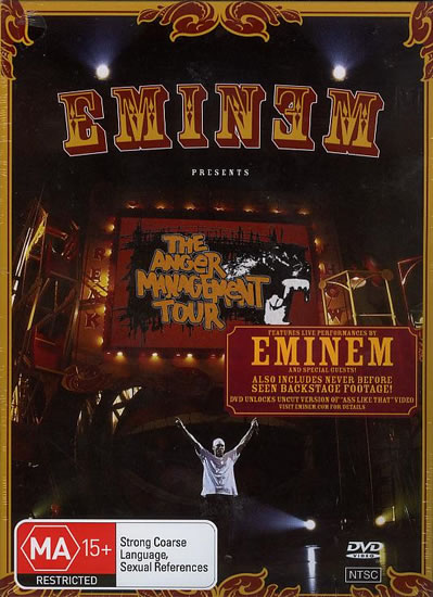 Eminem - The Anger Management Tour