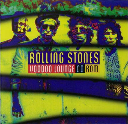 The Rolling Stones - Voodoo Lounge CD ROM