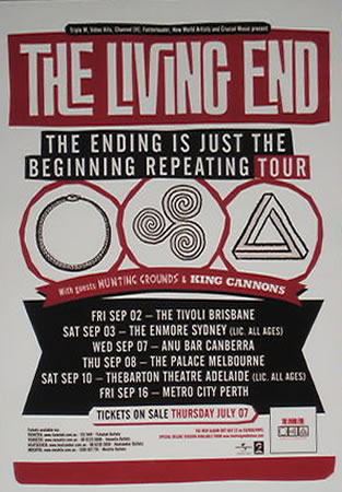 The End Is Just The Beginning Repeating Tour