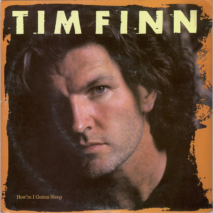 Tim Finn - How'm I Gonna Sleep