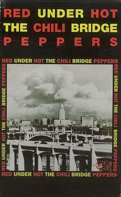 Red Hot Chili Peppers - Under The Bridge (Cassette)