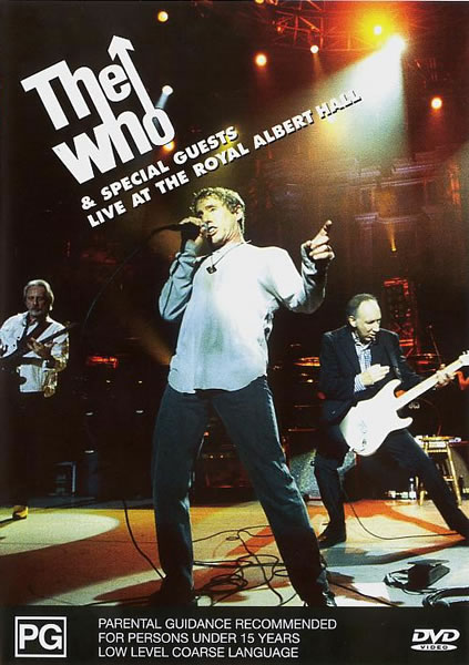 The Who - The Who & Special Guests: Live At The Royal Albert Hall