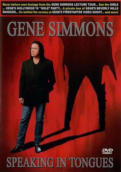 Gene Simmons - Speaking In Tongues