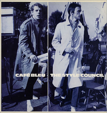 The Style Council - Café Bleu (CD Re-Release)