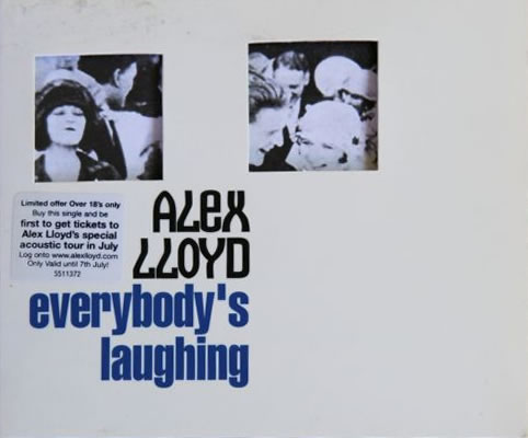 Alex Lloyd - Everybody's Laughing