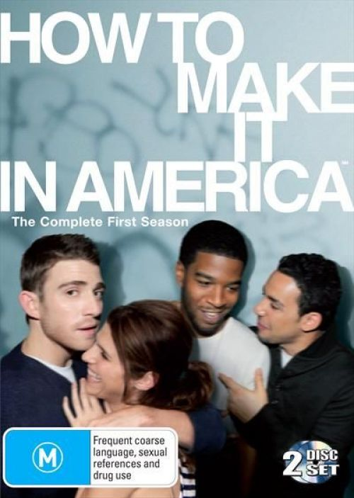 TV Series - How To Make It In America Season 1
