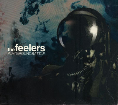 The Feelers - Playground Battle (Bonus Edition)